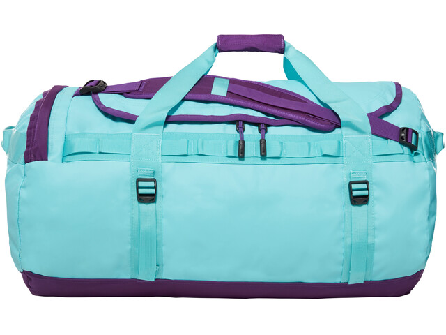 The North Face Base Camp Duffel L Transantarctic Blue/Tillandsia Purple